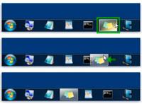 Настройка панели задач Windows 7