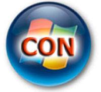 Почему нельзя создать папку con в Windows