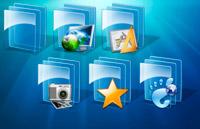 Изменение значка папки на Windows 7 и 8