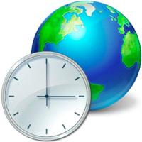 как синхронизировать время на компьютере с интернетом