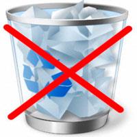 Как убрать корзину с рабочего стола в Windows 7, 8