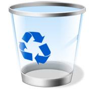 Как восстановить корзину на рабочем столе Windows 7, 8