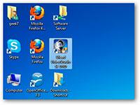 Значки, ярлыки не перемещаются на рабочем столе Windows 7, 8
