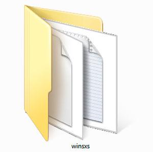 папка winsxs в windows