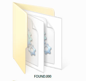 папка found.000 - миниатюра