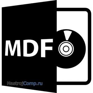 формат mdf - миниатюра